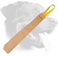 Rottweiler Jute Bite Rag for Everyday Training