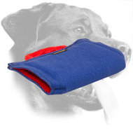 French Linen Basic Bite Sleeve for Rottweiler Puppies