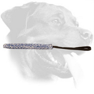 35% OFF - LIMITED OFFER French Linen Rottweiler Bite Tug for Everyday Training