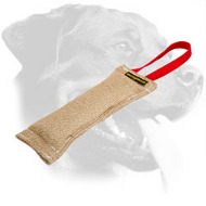 Jute Rottweiler Bite Tug for Effective Training