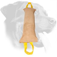 French Linen Rottweiler Bite Pillow for Protection Work