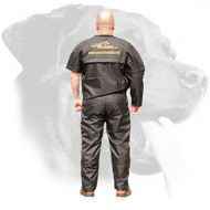 Nylon Scratch Protection Jacket for Rottweiler Protection, Agitation and Schutzhund Training