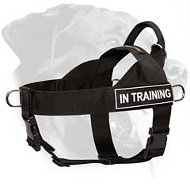 Training Nylon Dog Harness for Rottweiler