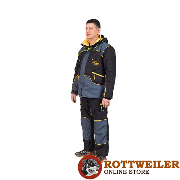 Top notch Dog Bite Suit for Safe Training