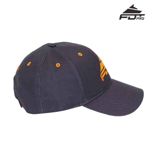Fine Quality Easy to Adjust Snapback Cap for Dog Training
