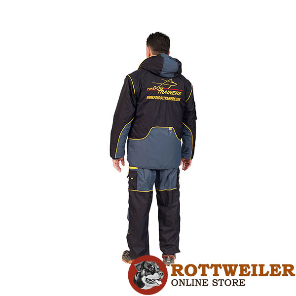 Comfortable Protection Suit for Schutzhund Training