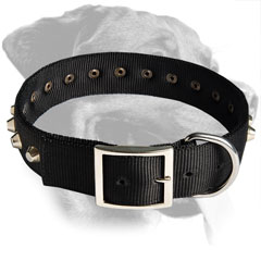 Wearproof Rottweiler Nylon Collar