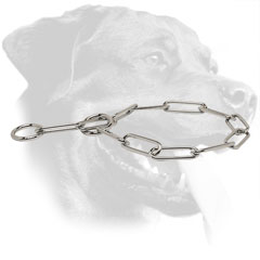 Rottweiler Collar Made of Corrosion Resistant Steel