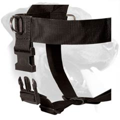 Durable Rottweiler Dog Harness