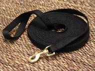 Nylon Rottweiler Guide Harness with Quick-Release Buckles